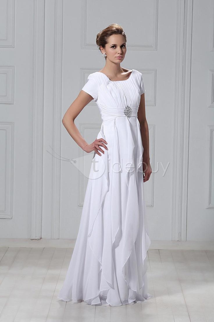 my wedding dress has the same skirt :)