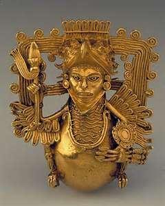 Aztec gold.