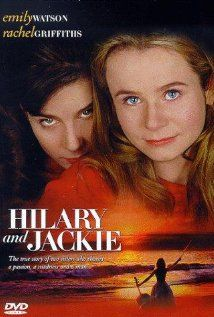 Hilary and Jackie (1998) dir. by Anand Tucker. The tragic story of world renowned classic cellist Jacqueline du Pré, as told from the point of view of her sister, flautist Hilary du Pré-Finzi.