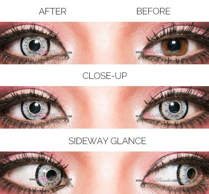 f8efddcb0b6 EOS dolly eye grey circle lenses (colored contacts)