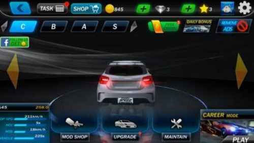 Street Racing 3d Mod Apk Free Download For Android Apkdart Apps
