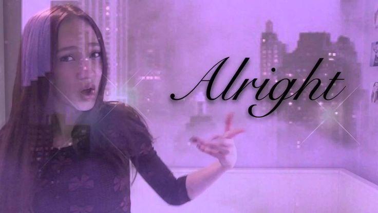 Ariana Grande Be Alright Music Video ll Zabina