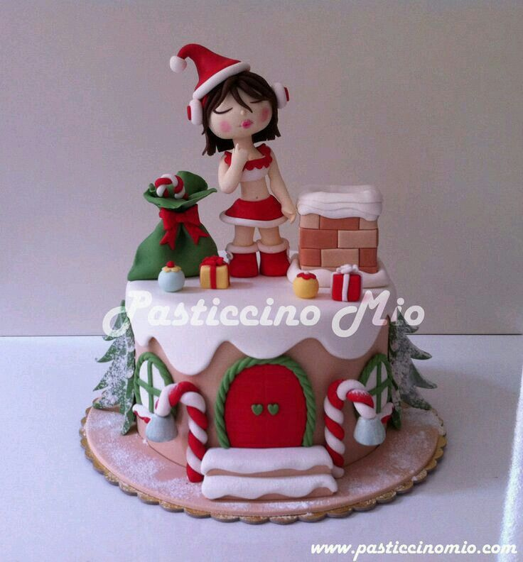 find this pin and more on pasteles navidad by mdpsp