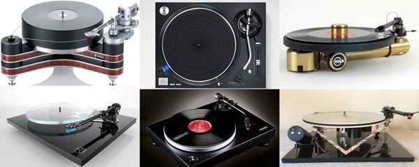 15 meilleures platines vinyles historiques