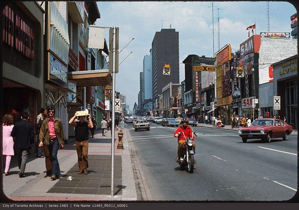 The history of Yonge Street is that of Toronto itself. As the street developed, so too did the city around it. Even as the first commercial hub in the city was located to the east of Yonge, by the turn of the century, it was already becoming our most important...