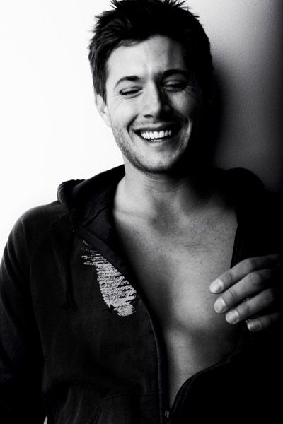 Oh jensen. That smile is.. I got no words. LOVE.