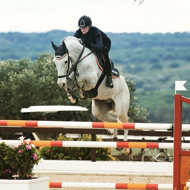 Dominant H and Yazmin Pinchen 7 Year olds Sunshine Tour 2015