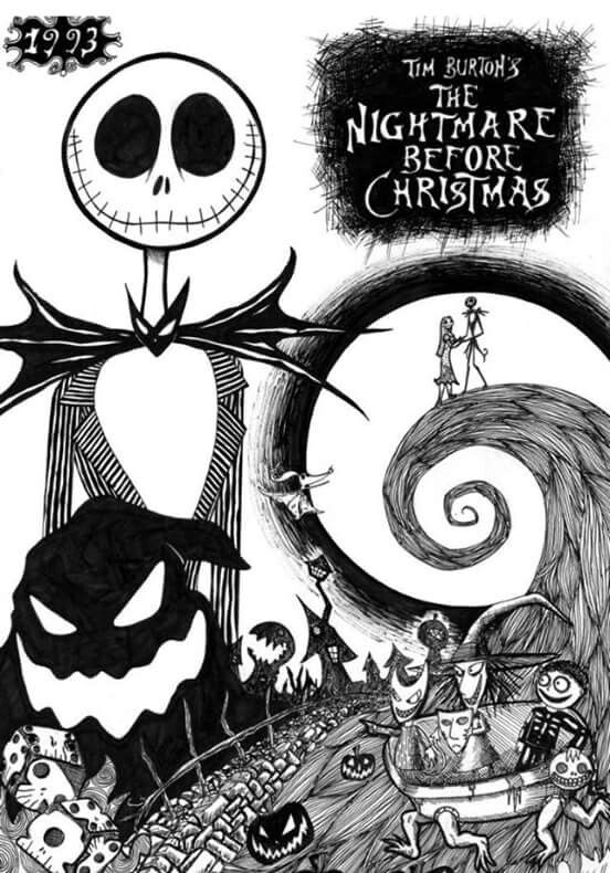 693 Best Images About Nightmare Before Christmas On