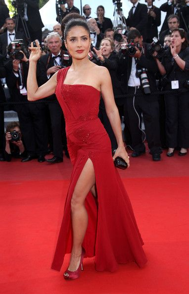 2010 - Style Evolution: Salma Hayek - Photos