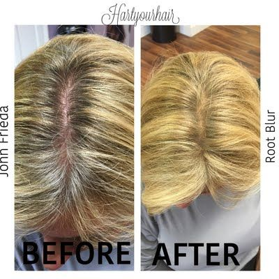 Makensie H finds the perfect alternative to conceal her regrowth using her gifted John Frieda Root Blur in Platinum to Champagne Blondes (available exclusively at ULTA.com). Check out this #jfrethinkcolour tutorial to get started.