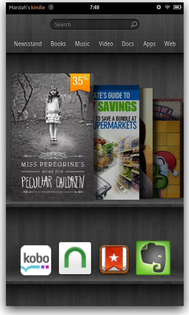 This Trick Lets You Run Nook and Kobo Apps on Kindle Fire: Yes, You Can Read Nook Books on Your Kindle Fire