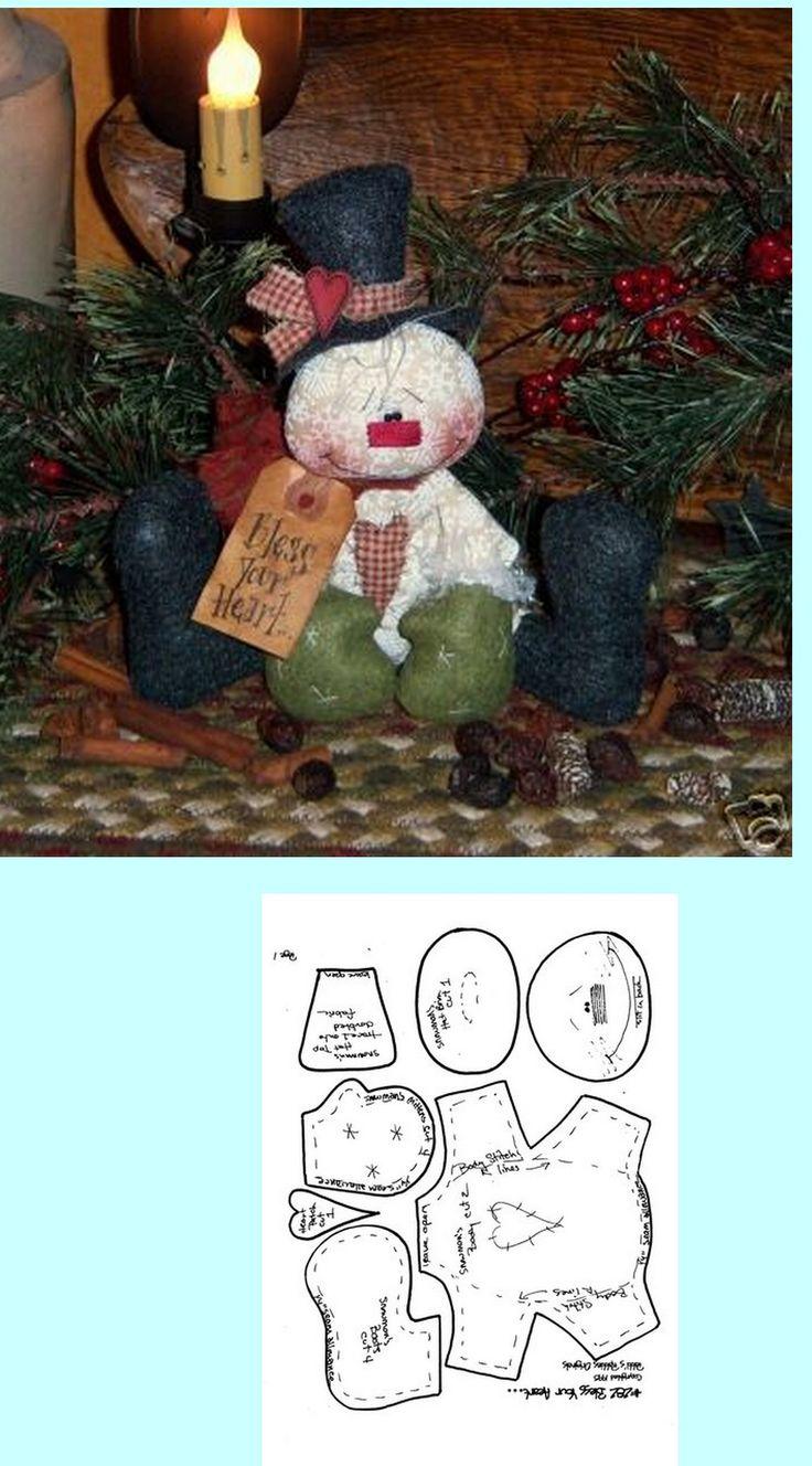Snowman patterns                                                                                                                                                                                 More