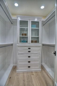 Narrow Closet Design Ideas, Pictures, Remodel, and Decor - page 13