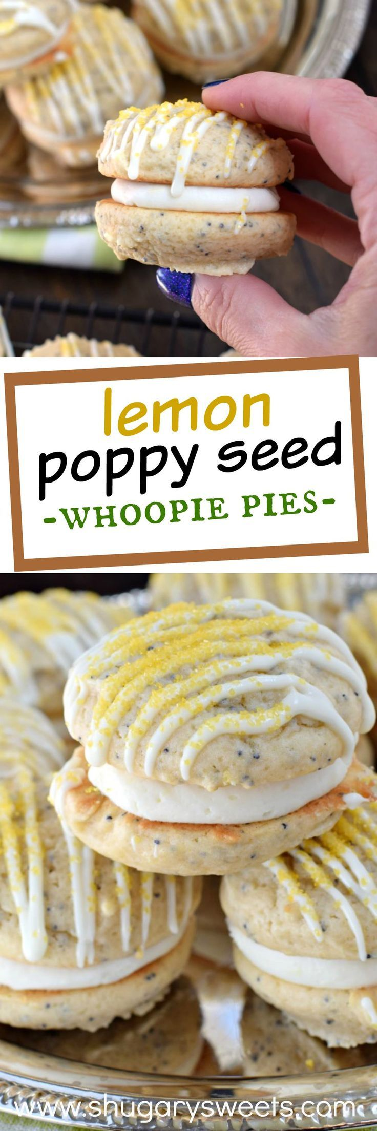 1000+ images about Whoopie pies on Pinterest | Pies, Sweets and ...