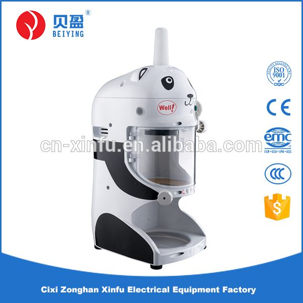 Panda Electric Snowflake Snow Ice Block Ice Shaver , Find Complete Details about Panda Electric Snowflake Snow Ice Block Ice Shaver,Ice Shaver,Block Ice Shaver,Snow Ice Block Ice Shaver from Ice Crushers & Shavers Supplier or Manufacturer-Cixi Zonghan Xinfu Electrical Equipment Factory