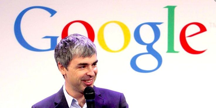 Thanks to Alphabet Inc., Google's China plans are now in the hands of Sundar Picha, according to Google cofounder Larry Page.