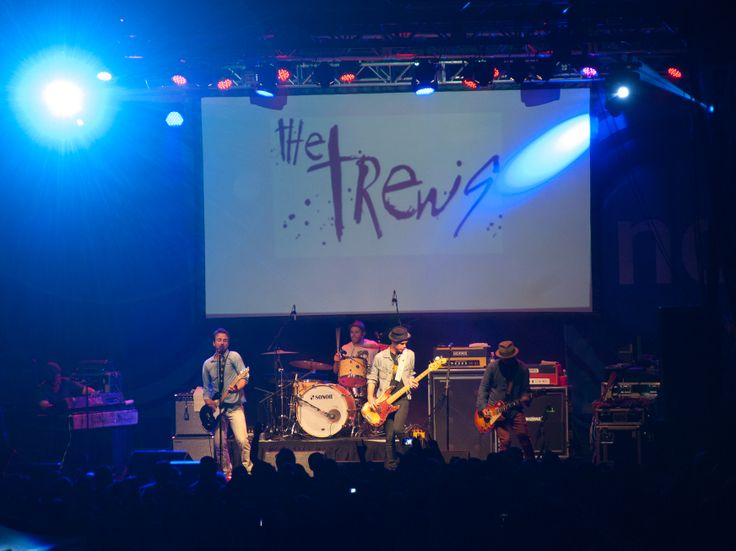 Trews rocked the stage at the Niagara Food Festival!