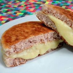 Tostex – Pãozinho de Frigideira (sem glúten, sem leite, sem ovo, sem soja) | Menu Bacana