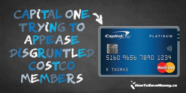 Capital One\u0027s credit card launch at Costco left a lot of members