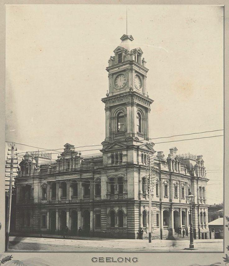 Post Office, Geelong, Victoria, Australia.