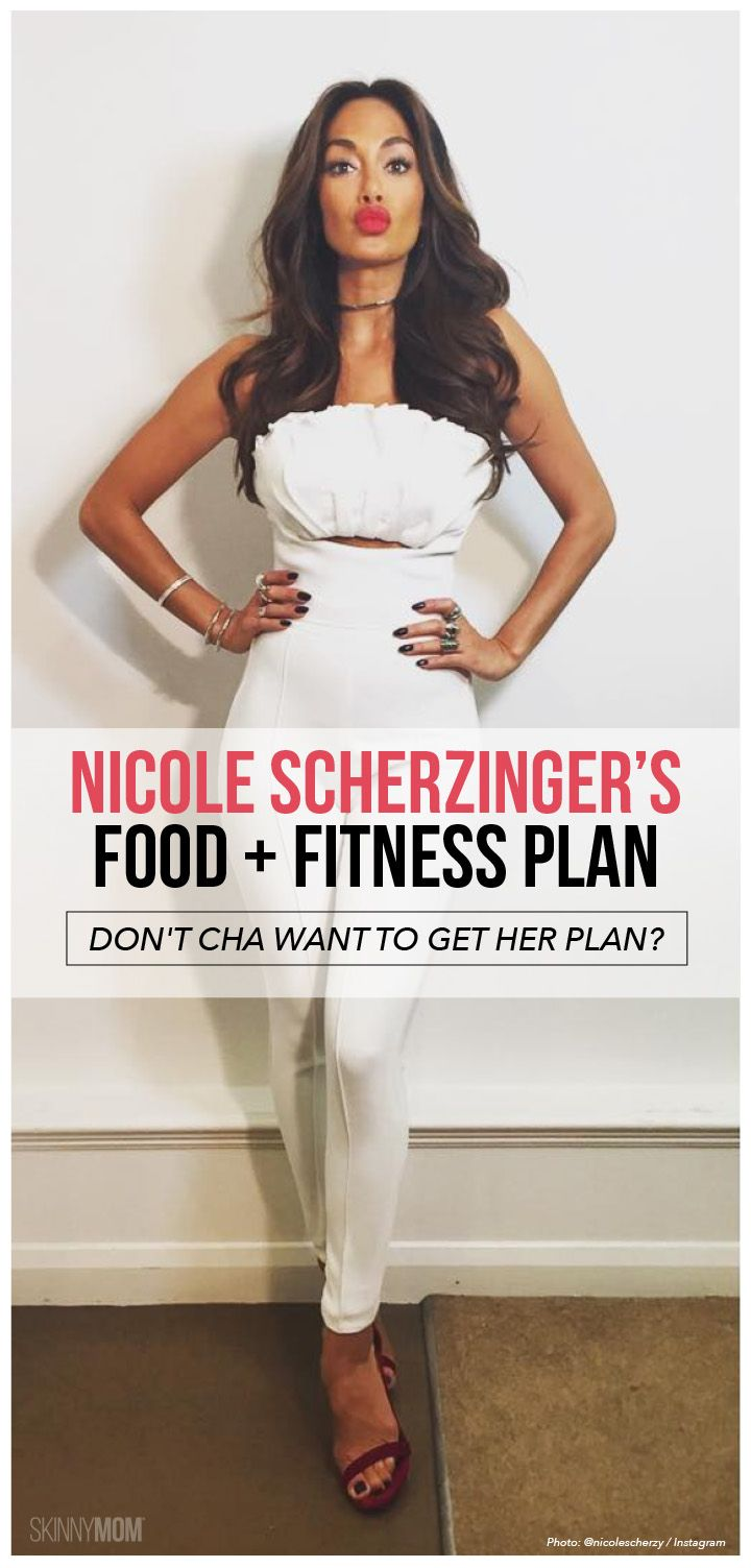 Don't cha wish you had Nicole Scherzinger's food and fitness plan?! We do, and we are sharing her weight loss secrets here!