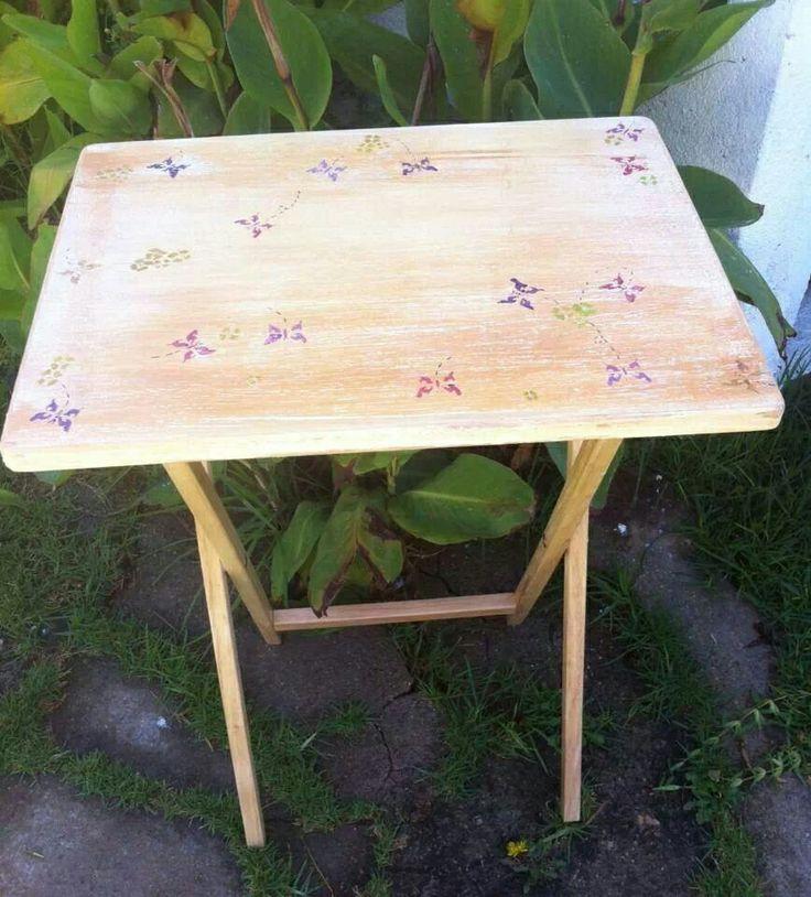 Mesa madera disponible $16.900.