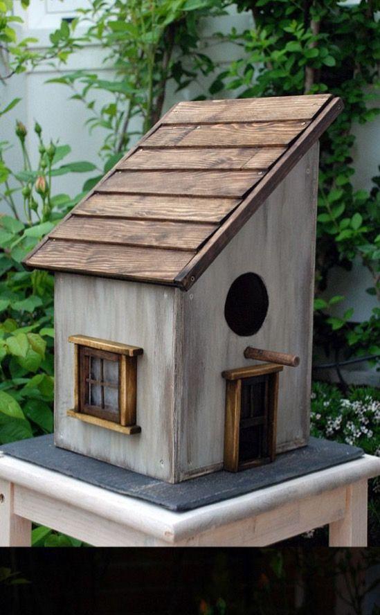 Casinha de passarinho