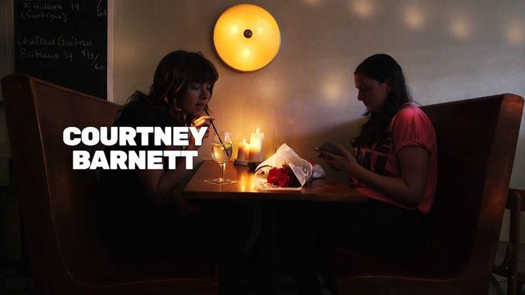 Split Singles Club, Vol. 6: Courtney Barnett vs. Blank Realm