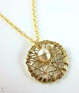 #Pear,l #necklace