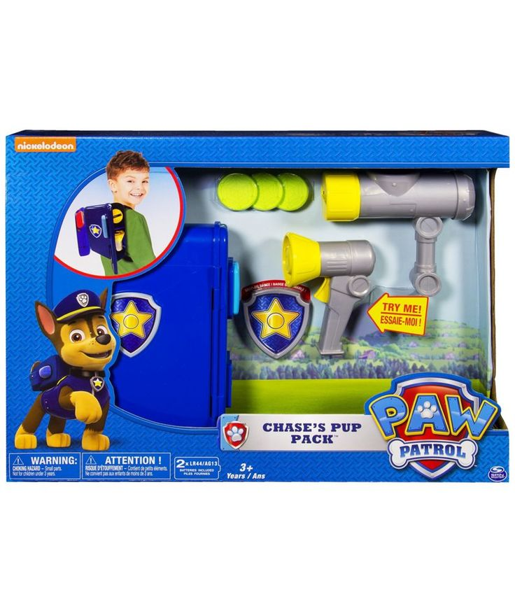 Buy Paw Patrol Pup Pack Assortment at Argos.co.uk - Your Online Shop for Activity toys, Action figures and playsets.
