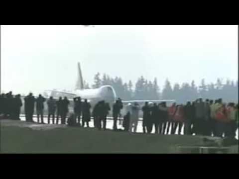 Boeing 747 8 L'Aereo Più Grande Del Mondo
