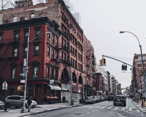 USA, Nowy Jork, Little Italy