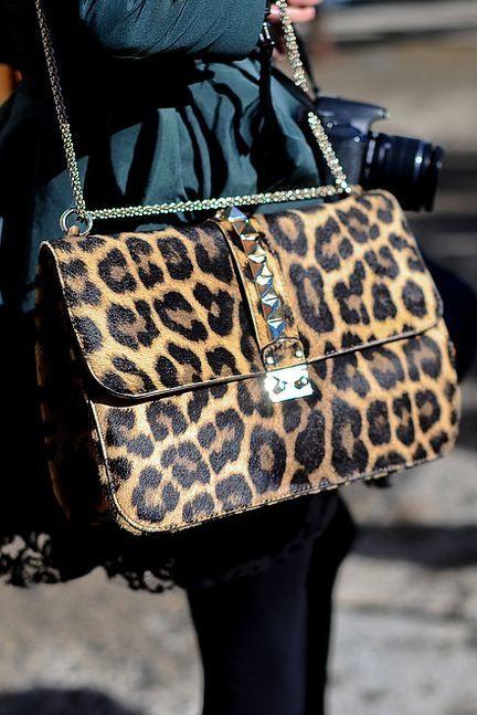 Estampado de leopardo para un toque de estilo