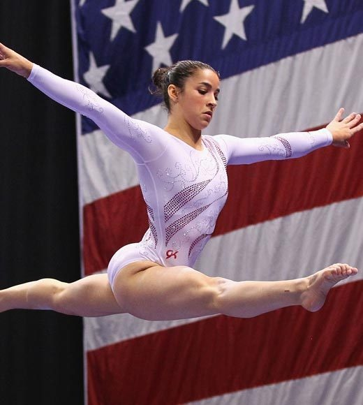how to become a olympic gymnast