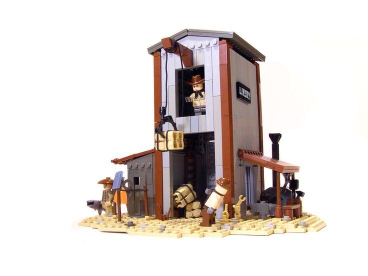 Legohaulic's Lego Livery