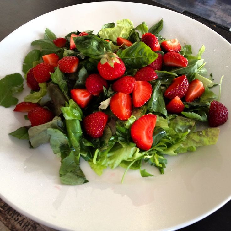 #Strawberry #Salad