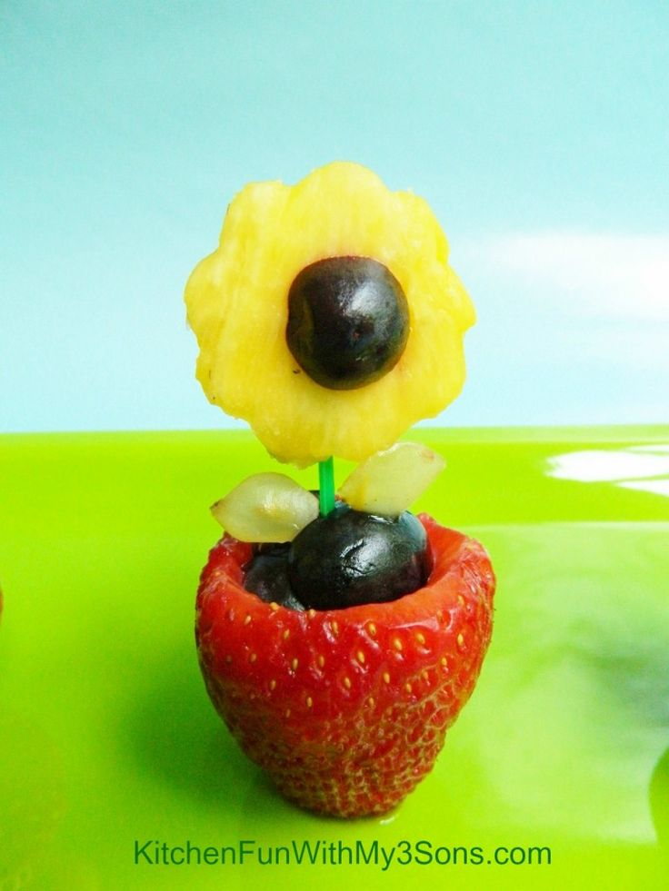 We came up with these Fruit Flower Snacks today & they are SO easy to make! These would be fun for the kids to make mom on Mother's Day or just a fun & healthy after school Spring snack for the kids! Takes just minutes to make & the kids can help make these. Fruit...Read More »
