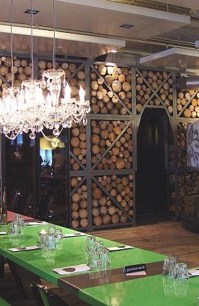 Fabbrica Rotterdam - italian restaurant  Tjep