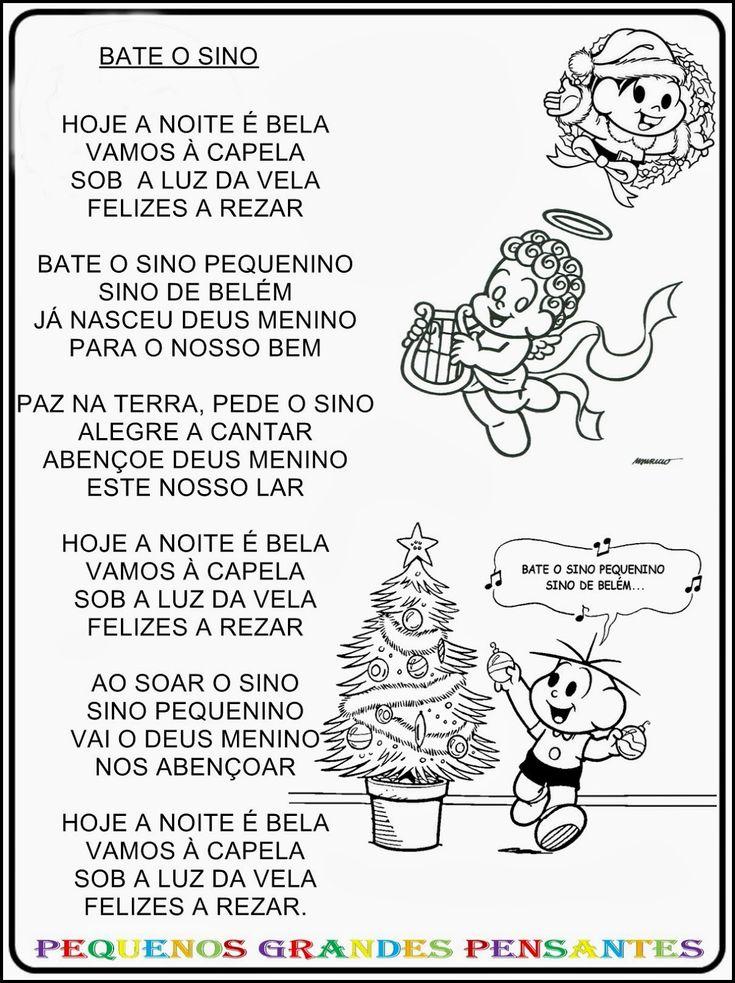 Música de Natal Para Educação Infantil