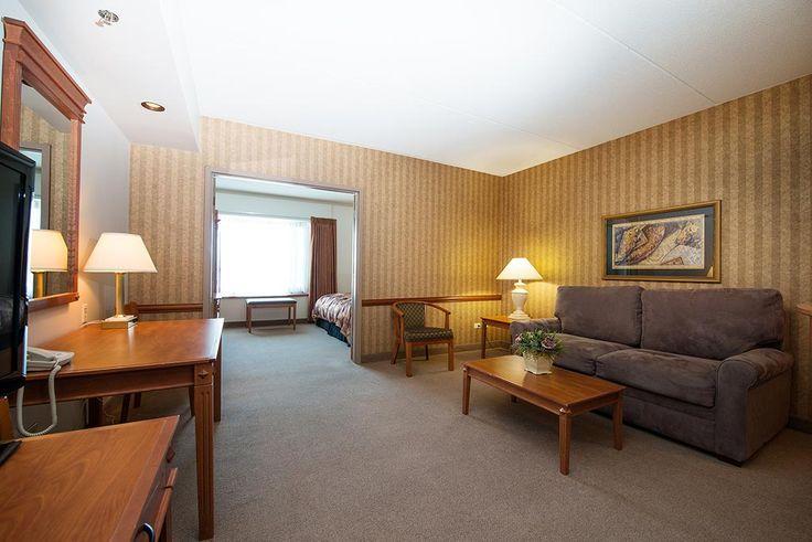 Brandon Hotel VIP suite