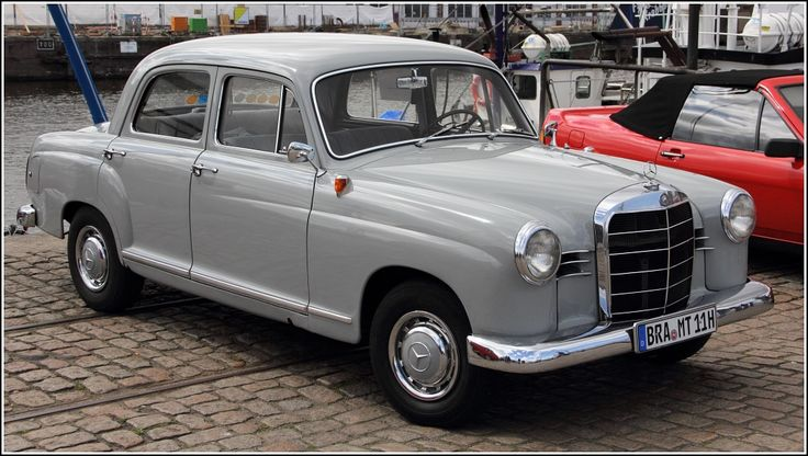 Mercedes 180 Bj. 1960