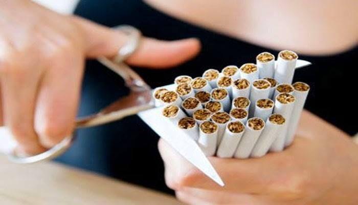 عند التوقف عن التدخين اتبع الاتي من نصائح ...
