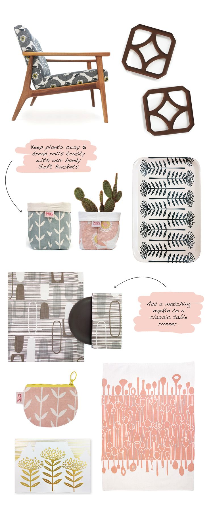 Yummy array of Cocoa & Shell in the Skinny laMinx Gift Guide. Head over to our website to see more.