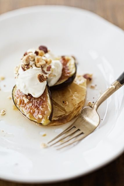 Toffeed Fig Tart: Figtart, Toff Figs, Toffee Figs, Farmhouse Tables, Figs Recipes, Delicious Recipes, Healthy Desserts, Tarts Recipes, Figs Tarts