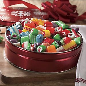 Old-Fashioned Christmas Candy | Old-Fashioned Christmas Candy from Through the Country Door®