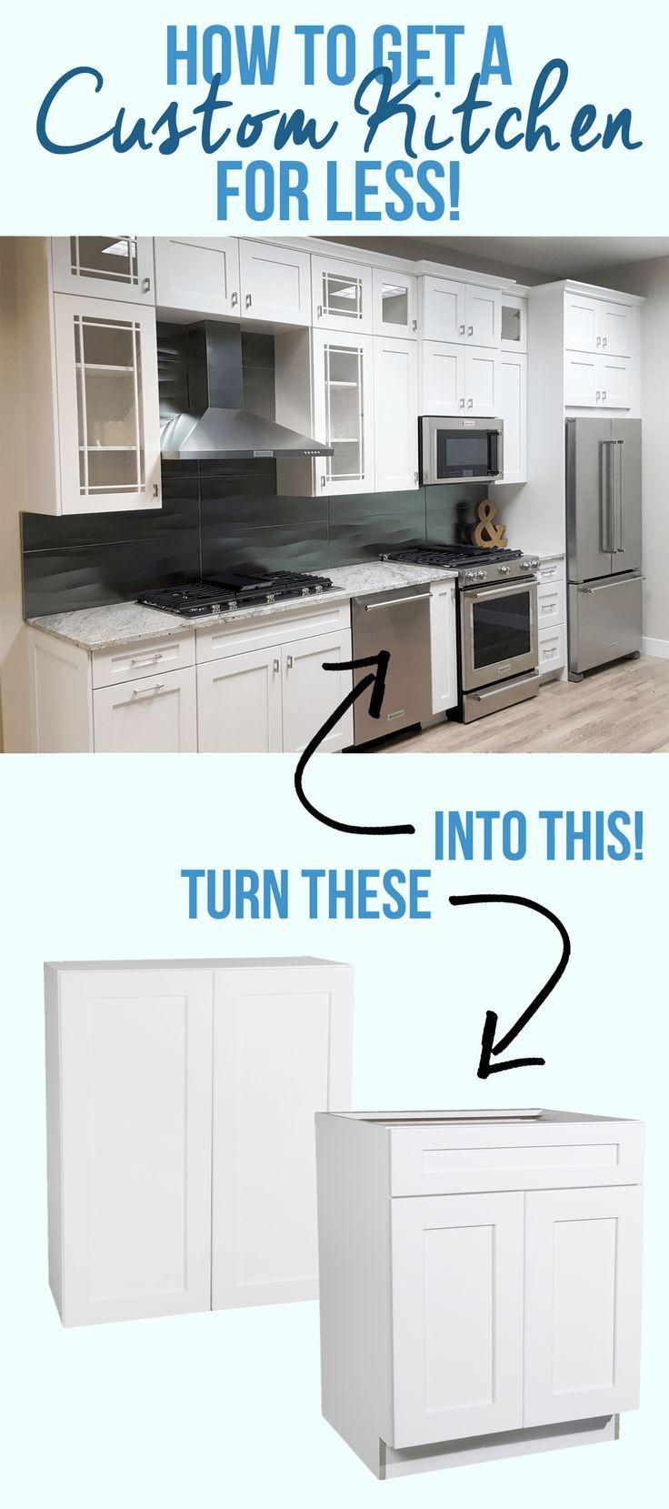 151 besten White Kitchens Bilder auf Pinterest | Küchenschränke ...