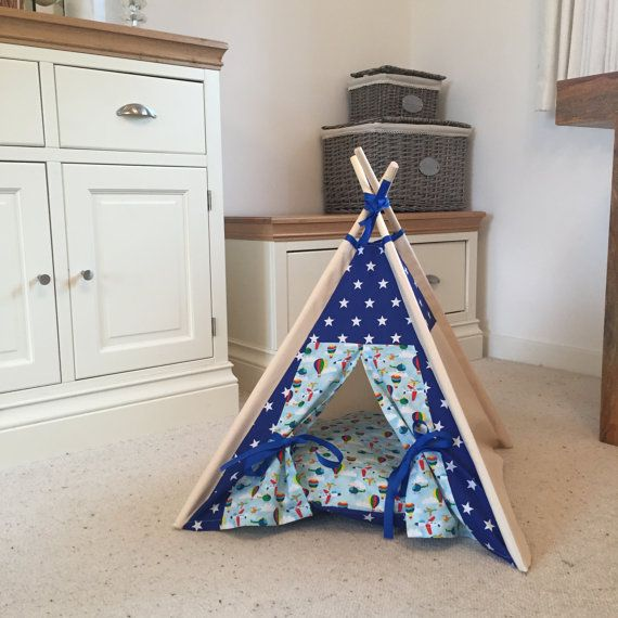 Small Pet Bed, Pet Rabbit Bed, Rabbit House, Rabbit Teepee, Pet Beds, Bunny Bed, Bunny Bed, Bunny Teepee, Guinea Pig Bed, Small Pet Teepee
