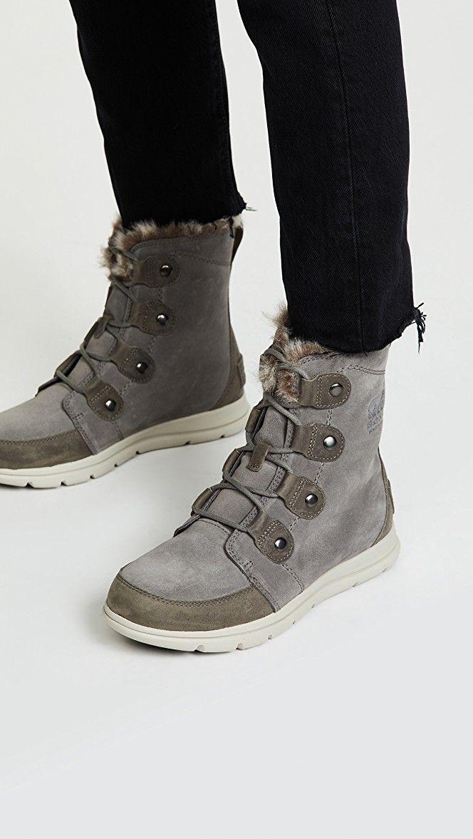 0713d2a3f55 Sorel Sorel Explorer Joan Boots