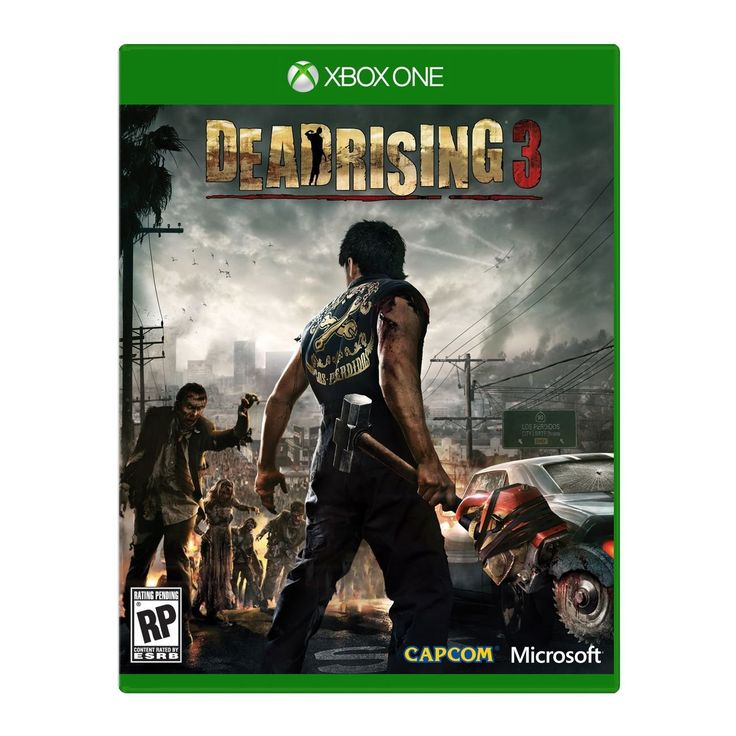 Dead Rising 3 - Standard Edition - Xbox One: xbox_one: Computer and Video Games - Amazon.ca