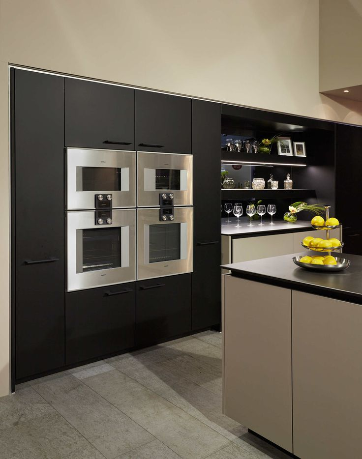 Poggenpohl kitchen display at Grand Designs 2013